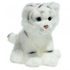 WWF 00941 Rescue the white Tiger Collection New Big cat Cuddly toy