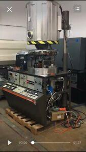 Varian 3118 E-beam Evaporator And Thermal Evaporator System
