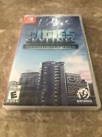 Cities: Skylines Nintendo Switch Edition - New Sealed - Fast Free Shipping