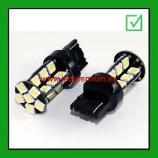 ledpremium 2x T20 W21W CANBUS AUDI A1 REVERSE BACK-UP LIGHT RETROMARCIA LED