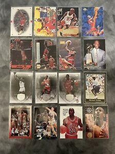 Michael Jordan (115) Card Lot UD SP Fleer TSC Promos Skybox Ultra More NM~M