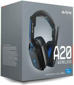 ASTRO Gaming A20 Wireless Gaming Headset for PS4 / PC / MAC