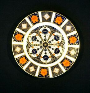 Stunning Royal Crown Derby Old Imari 1128, 1st Quality Salad Plate, XXXV, ...