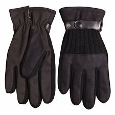 Warmen Men's Thick Super Warm Winter Gloves # SMALL/MEDIUM