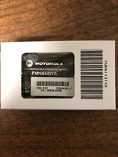 NEW Motorola PMNN4497A 3.7 Rechargeable Lithium Battery 1800mAh 6.7Wh