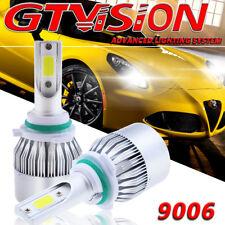 9006 HB4 LED Headlight Bulb Kit Low Beam 6000K 1300W 195000LM Diamond White Bulb