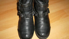 Killah Miss Sixty Stiefellette, Boots Sneaker Stiefel schwarz Gr. 37