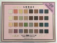 LORAC Mega Pro 4 Palette Limited Edition Authentic