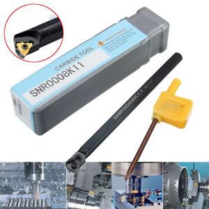 SNR0008k11 8x125mm Lathe Threading Boring Bar Turning Tool For 11 IR 1/
