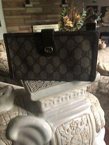 gucci wallet women authentic Vintage