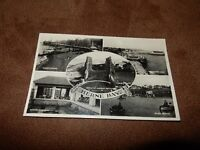 1940s real photographic Kent postcard - Herne Bay multiview