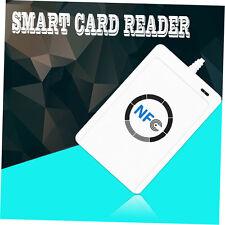 NFC ACR122U RFID Contactless Smart Reader & Writer/USB + 5X IC Card MN