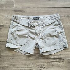 Horny Toad / Toad & Co. beige organic cotton shorts 4