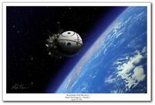 POYEKHALI! (Off We Go!) by Mark Karvon -  Vostok I - Aviation Art Print