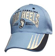 North Carolina Tarheels NCAA Football Cap Kappe NEU College  One Size Klett