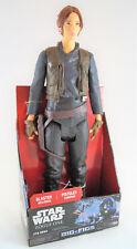 Action Figur Jakks Pacific Star Wars Rogue One Jyn Erso 45 cm Neuware / New