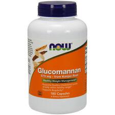 Glucomannan, 575mg X 180 Kapseln - Now Foods