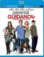 PARENTAL GUIDANCE BLU RAY + DVD+ Digital Copy Brand New-Fast Ship! Hmv-35