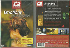 DVD - ANIMAUX : EMOTIONS ANIMALES - DOCUMENTAIRE EXCEPTIONNEL / COMME NEUF