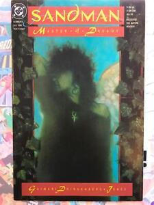 Sandman 8 (1989) NM, Master of Dreams 1st app Death Neil Gaiman DC/Vertigo