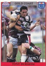 Regina Gold Coast Titans NRL & Rugby League Trading Cards