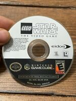 LEGO Star Wars: The Video Game (Nintendo GameCube, 2006) Disc Only