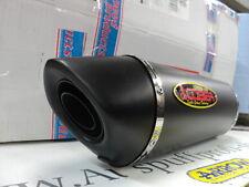 AUSPUFF COBRA HEX-OVAL BLACK PLUS SHORT EG ABE TRIUMPH DAYTONA 955 I BJ.02-06