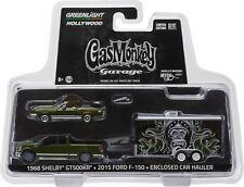 Greenlight Hitch N Tow Hollywood Gas Monkey Garage Ford F-150 Shelby