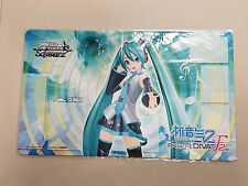 WeiB / Weiss Schwarz Hatsune Miku Project Diva f 2nd TCG CCG Rubber Play Mat