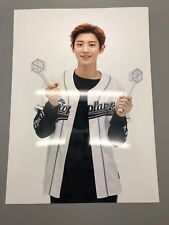 EXO Miniso Mini Figure LIMITED Preorder Gift - A4 High Quality Photo - CHANYEOL