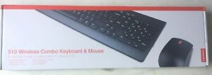 Lenovo 510 Wireless Combo Keyboard & Mouse