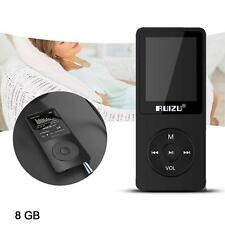 RUIZU X02 Hifi 8G MP3 MP4 Lossless Sound Music Video Player Support TF Card MT