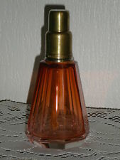 ANCIENNE LAMPE BERGER EN CRISTAL BACCARAT OU ST LOUIS A PENDS COUPES
