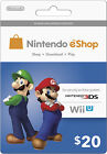 Nintendo - Nintendo eShop Prepaid Card ($20)