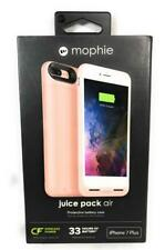 Mophie Juice Pack Air Protective Case Wireless Charger iPhone 7 Plus, Rose Gold