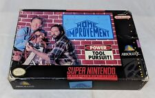Home Improvement (Super Nintendo Entertainment System, 1994) Box and Game Only