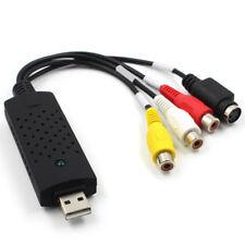 Audio AV TV Card VHS to Digital File Converter Express USB 2.0 to Video Grabber