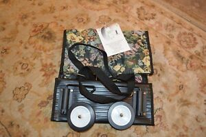 """Totes on Wheels collapsible luggage #326 24""""x13.5""""x6"""" New with tags"""