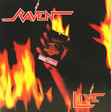 Raven : Live at the Inferno CD (2017) ***NEW***