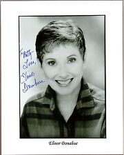 Elinor Donahue, American Actress, Signed Photo, COA, UACC RD 036