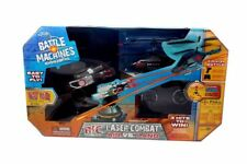 Battle Machines Remote Control Air vs Land R/C Helicopter & Gun Tower Shoot Heli
