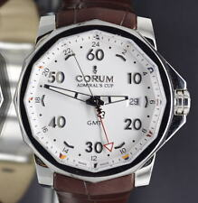 Corum Admiral's Cup Challenger GMT – Full Set Mint condition