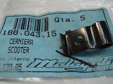 cerniera sportello scooter Malaguti F10 Centro Ciak 50 cc. codice 188.043.15
