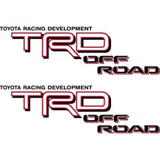 Toyota TRD Off Road Tacoma Tundra 40