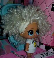 L.O.L. Surprise! M.C. N.Y.C. Doll #HAIRGOALS MC nyc makeover Series 5 Wave 2 lol