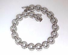 .70ct Diamonds Circles Bracelet+