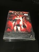Resident Evil DVD Milla Jovovich Michelle Rodriguez Scellé 2 Disques Neuf