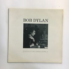 BOB DYLAN ~ San Francisco PRESS CONFERENCE 1965 ~ PICTURE DISC LIMITED LP