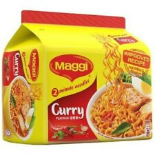 Maggi 2 Minute Noodles 5 x 79g (Curry flavour) original from Malaysia