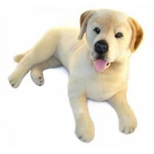 Labrador Yellow Plush Stuffed Toy Dog 62cm Beau by Bocchetta